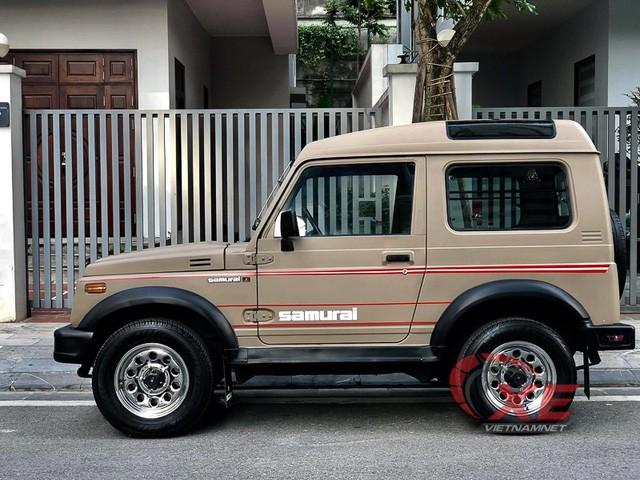 Hàng hiếm Suzuki Samurai 1993 giá gần 300 triệu ở Hà Nội - Ảnh 3.