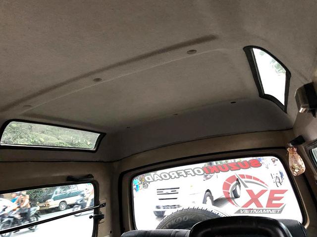Hàng hiếm Suzuki Samurai 1993 giá gần 300 triệu ở Hà Nội - Ảnh 10.