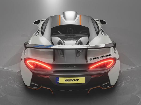 Lộ diện McLaren 620R - Siêu xe đỉnh tiếp theo trong Sports Series - Ảnh 1.