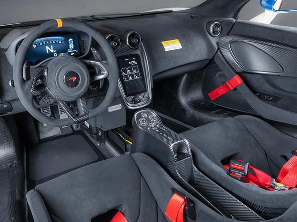 Lộ diện McLaren 620R - Siêu xe đỉnh tiếp theo trong Sports Series - Ảnh 3.