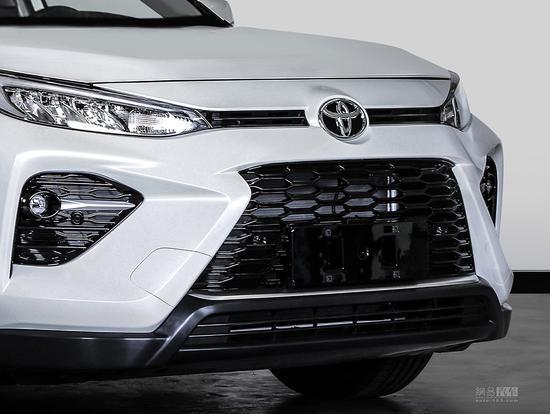 Ra mắt Toyota Wildlander: RAV4 đeo lưới tản nhiệt Lexus - Ảnh 2.
