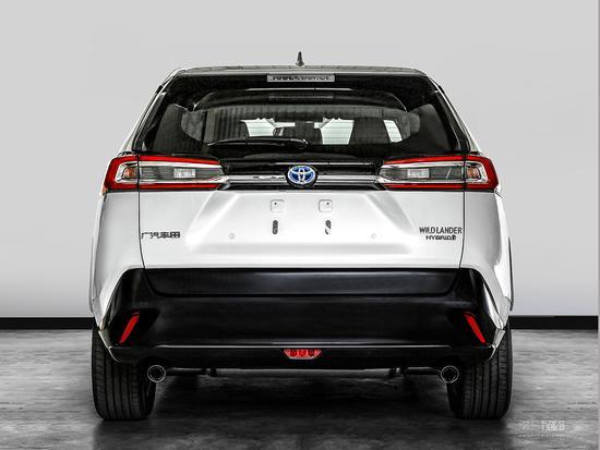 Ra mắt Toyota Wildlander: RAV4 đeo lưới tản nhiệt Lexus - Ảnh 4.