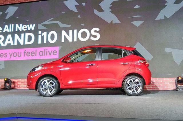Loạt ô tô giá siêu rẻ mới ra mắt tại Ấn Độ: Grand i10 được trông đợi sớm về Việt Nam - Ảnh 4.