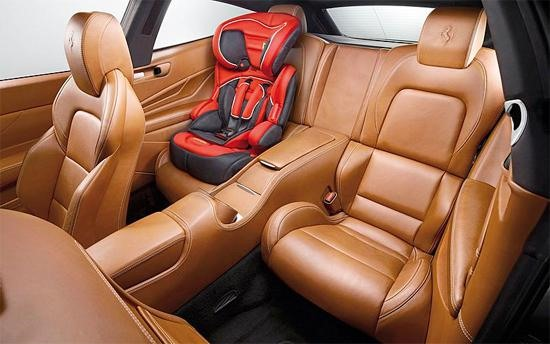 Một số lựa chọn ghế xe hơi phù hợp với túi tiền người dùng - Ảnh 2.