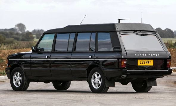 Xe cũ của Quốc vương Brunei rao bán giá rẻ, hơn 700 triệu - Ảnh 5.