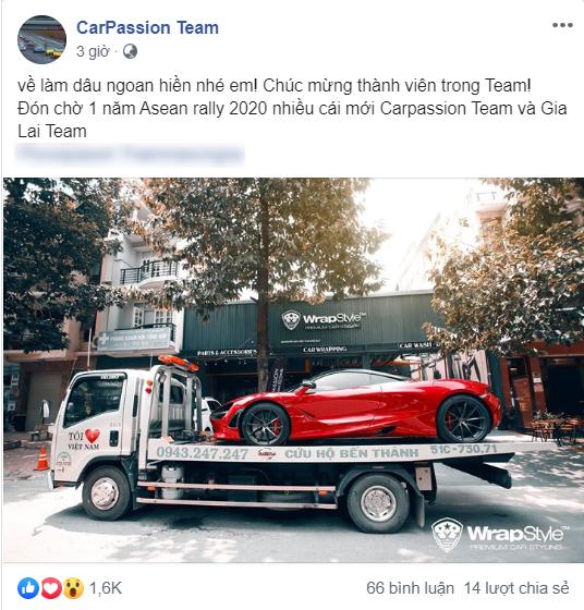 Trưởng đoàn Car Passion quyết định chia tay siêu xe McLaren 720S, dọn chỗ đón siêu phẩm mới - Ảnh 1.