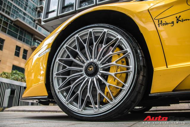 Lamborghini Aventador S 45 tỷ của đại gia Hoàng Kim Khánh bất ngờ xuất hiện tại Sài Gòn - Ảnh 11.