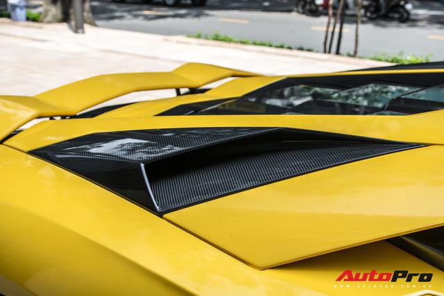 Lamborghini Aventador S 45 tỷ của đại gia Hoàng Kim Khánh bất ngờ xuất hiện tại Sài Gòn - Ảnh 7.