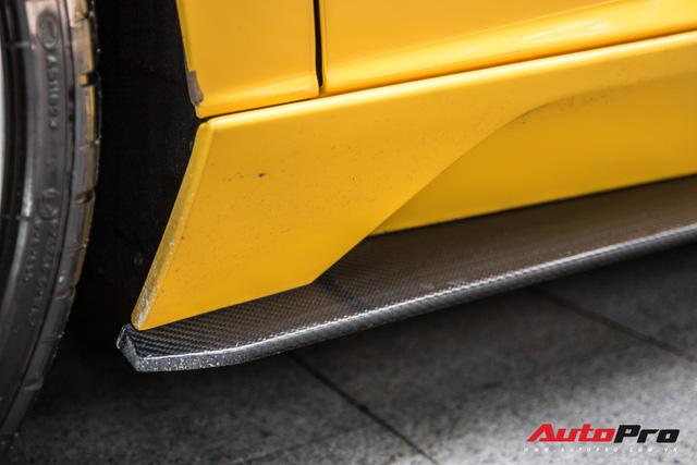Lamborghini Aventador S 45 tỷ của đại gia Hoàng Kim Khánh bất ngờ xuất hiện tại Sài Gòn - Ảnh 10.