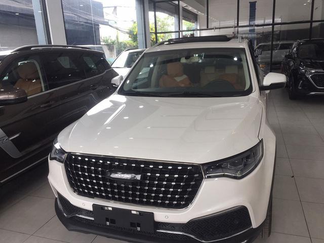 Ô tô Trung Quốc khó bán  - Ảnh 1.