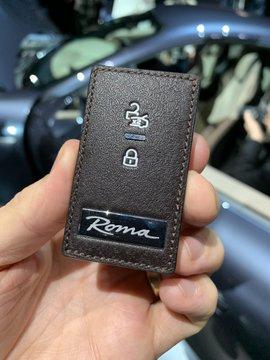 Siêu xe Ferrari Roma lộ ảnh chìa khoá, đảm bảo ai nhìn qua cũng biết bạn sở hữu xe gì - Ảnh 1.