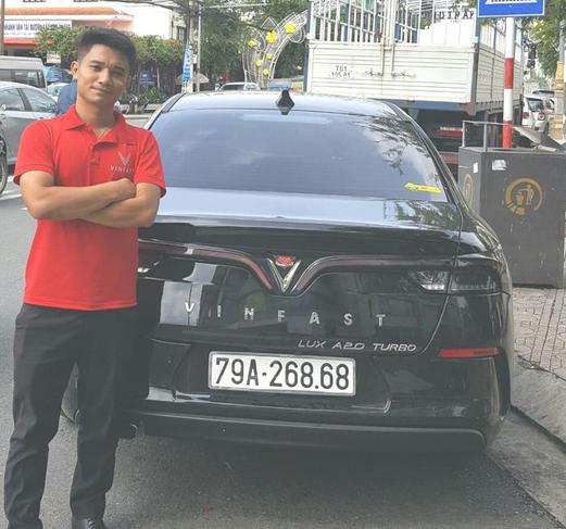 Loạt xe VinFast đeo biển số đẹp tại Việt Nam khiến nhiều người ước muốn - Ảnh 7.