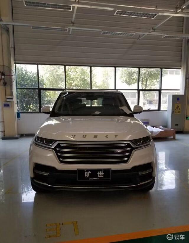 Thêm mẫu ô tô Trung Quốc giá rẻ nhái Land Rover và Mercedes tinh vi - Ảnh 5.