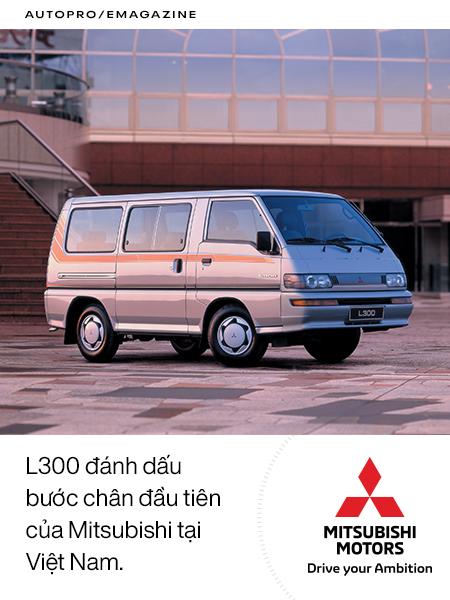 Mitsubishi Việt Nam: 25 năm từ thuở bình minh tới kẻ thay đổi cuộc chơi - Ảnh 2.