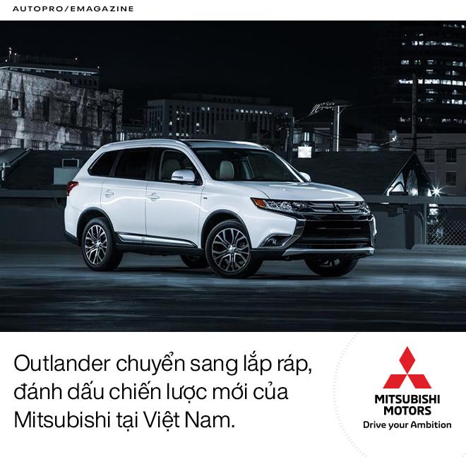 Mitsubishi Việt Nam: 25 năm từ thuở bình minh tới kẻ thay đổi cuộc chơi - Ảnh 6.