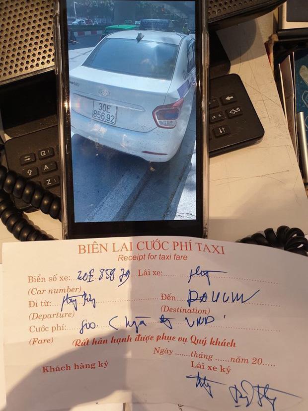 Hà Nội: Một tài xế bị tố chặt chém khách nước ngoài 960k cho quãng đường chỉ 96k, hãng taxi Thanh Nga lên tiếng - Ảnh 2.