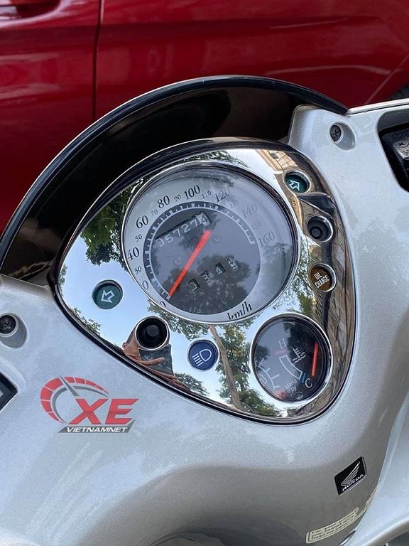 Xe máy cũ 15 năm, Honda @150 vẫn có giá đắt 80 triệu đồng - Ảnh 5.