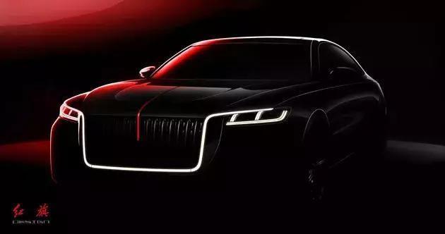 Lộ diện Hongqi H7 - Sedan siêu sang Trung Quốc mang vóc dáng Rolls-Royce thách thức Mercedes E-Class, BMW X5 - Ảnh 1.