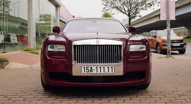 Loạt Rolls-Royce cũ biển siêu đẹp, rao bán giá khủng - Ảnh 10.