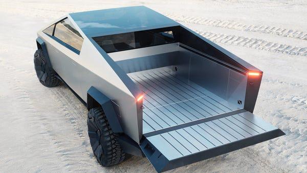 Trước Tesla Cybertruck, chỉ có duy nhất 1 chiếc xế hộp bọc thép không gỉ, được sản xuất từ tận năm 1983 - Ảnh 20.