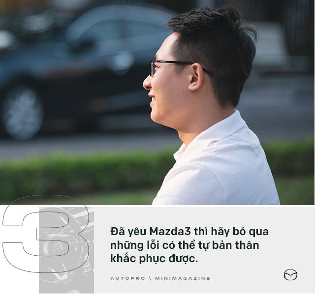 Lương 10 triệu/tháng nuôi Mazda3 trong 2 năm, người dùng đánh giá: Trải nghiệm vậy là đủ rồi, không cần lên đời mới - Ảnh 11.