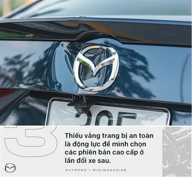 Lương 10 triệu/tháng nuôi Mazda3 trong 2 năm, người dùng đánh giá: Trải nghiệm vậy là đủ rồi, không cần lên đời mới - Ảnh 13.