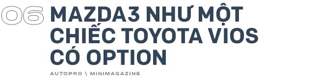 Lương 10 triệu/tháng nuôi Mazda3 trong 2 năm, người dùng đánh giá: Trải nghiệm vậy là đủ rồi, không cần lên đời mới - Ảnh 14.