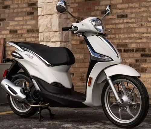 Cầm 60 triệu sắm xe Tết, Honda AirBlade 2020 hay Piaggio Liberty - Ảnh 3.