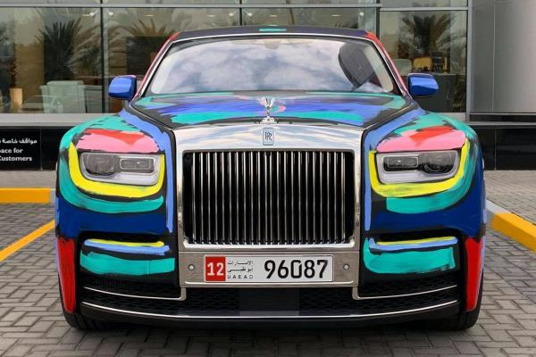 Những chiếc siêu xe Rolls-Royce Phantom độc đáo nhất thế giới - Ảnh 1.