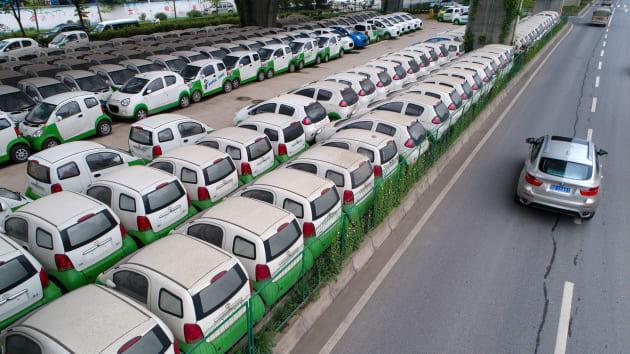Giữa lúc bong bóng xe ô tô điện có thể sắp nổ tung, Trung Quốc đang gấp rút ra mắt chiếc xe hơi điện made in China đầu tiên  - Ảnh 2.
