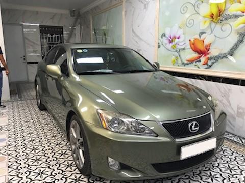 Giữ xe như mới sau 10 năm, đại gia bán Lexus IS 250 với giá chỉ hơn 600 triệu đồng - Ảnh 1.