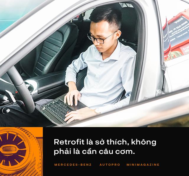 Phùng Anh Tuân: Từ độ Kia Morning tới thổi hồn cho những chiếc Mercedes-Benz tại Việt Nam - Ảnh 22.