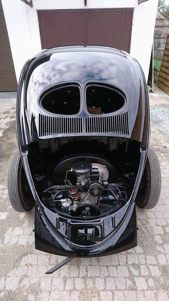 Volkswagen Beetle lâu đời nhất thế giới bị thiêu rụi hoàn toàn nhưng được phục chế đẹp như mới - Ảnh 15.