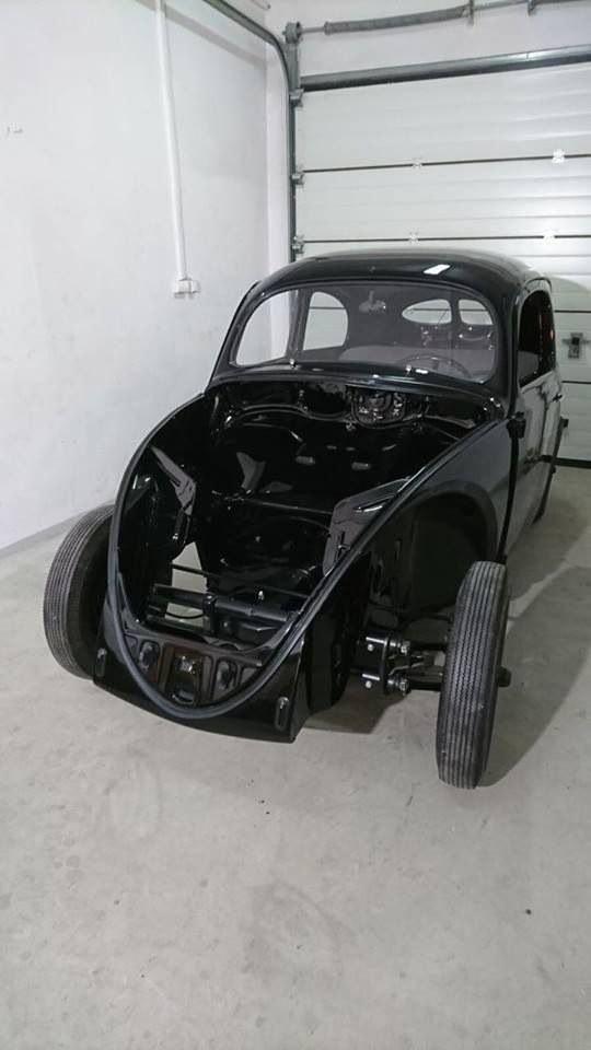 Volkswagen Beetle lâu đời nhất thế giới bị thiêu rụi hoàn toàn nhưng được phục chế đẹp như mới - Ảnh 10.