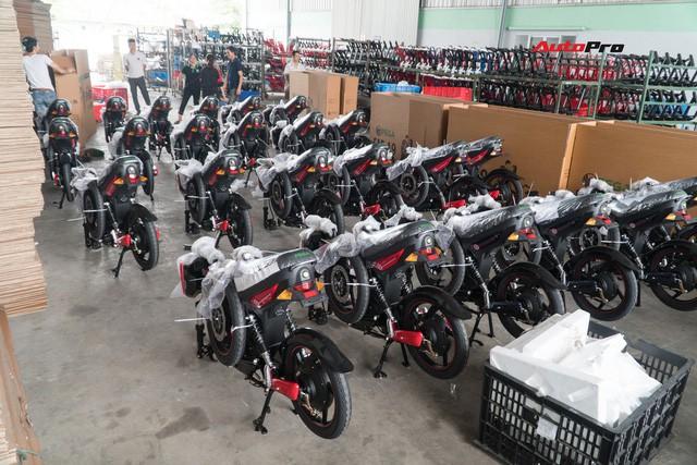 Nhân viên nhà máy Pega mỗi ngày sản xuất hàng trăm xe điện: Tôi vẫn chạy xe máy đi làm - Ảnh 11.