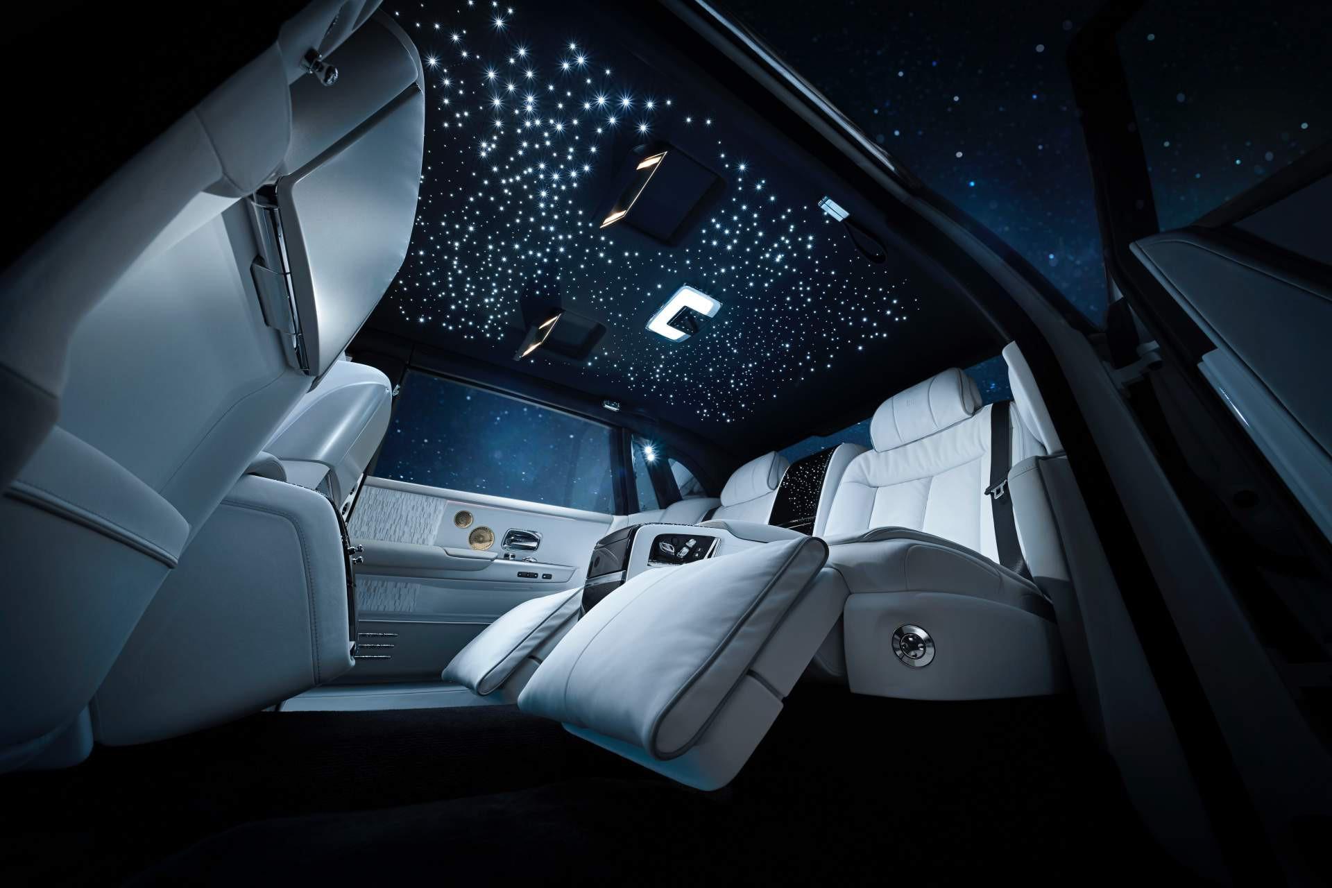 Rolls-Royce Phantom Tranquillity: Đỉnh cao bầu trời sao cho đại gia thích  tĩnh lặng