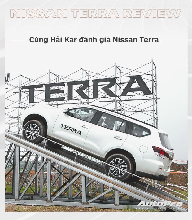 Chuyên gia Hải Kar đánh giá Nissan Terra: Bất ngờ hơn những con số trên giấy! - Ảnh 1.