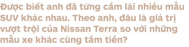 Chuyên gia Hải Kar đánh giá Nissan Terra: Bất ngờ hơn những con số trên giấy! - Ảnh 8.