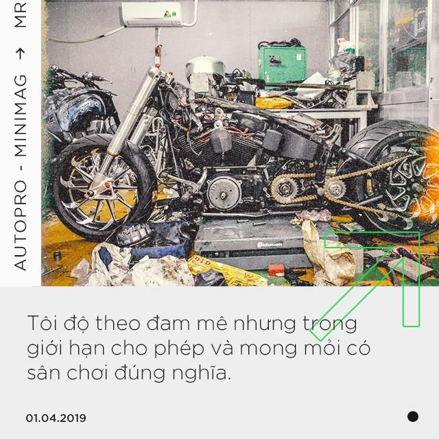 Gặp người ẩn mình sau những bản độ đình đám tại Việt Nam: Từ xe của Đức Tào Phớ tới tâm tư được 'chơi' hợp pháp - Ảnh 18.