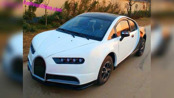 Xe thể thao của Hyundai nhái Bugatti Chiron kiểu nửa vời, dân mạng ném đá dữ dội - Ảnh 3.