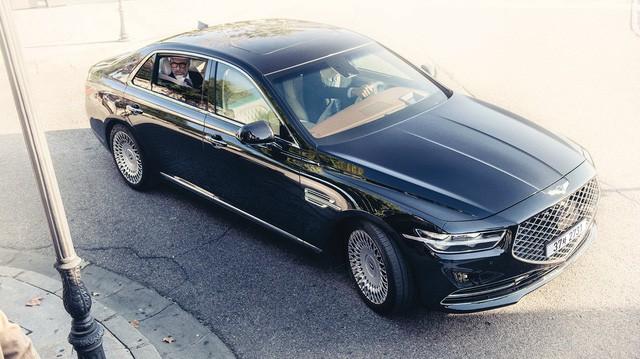 Genesis nhá hàng SUV mới - Tiêu chuẩn mới của xe sang Hàn Quốc - Ảnh 3.