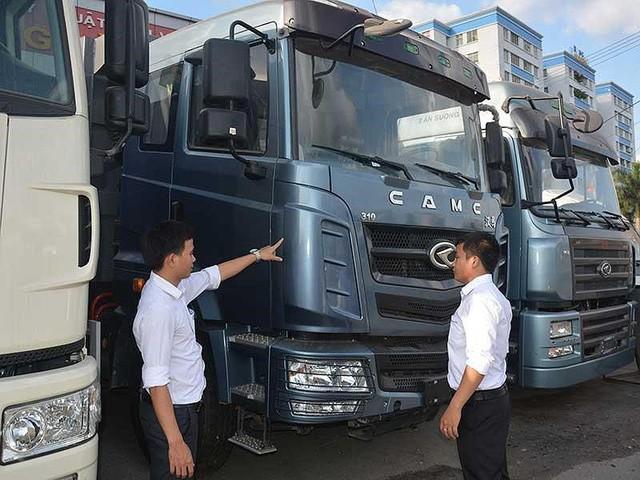 Ô tô Trung Quốc hết làm mưa làm gió ở Việt Nam  - Ảnh 1.