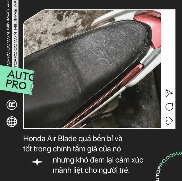 'Vespa nhanh tã' từ góc nhìn của chàng trai dùng xe Ý sau 5 năm chạy Honda Air Blade mãi không hỏng - Ảnh 2.
