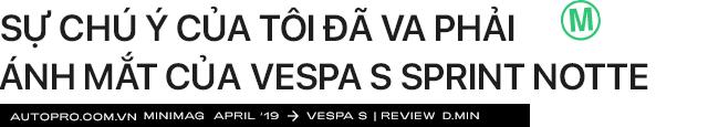 'Vespa nhanh tã' từ góc nhìn của chàng trai dùng xe Ý sau 5 năm chạy Honda Air Blade mãi không hỏng - Ảnh 4.