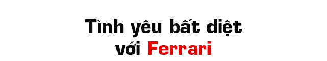 Mr. Ferrari - Từ tay chơi siêu xe tới cha đỡ đầu của 'ngựa chồm' tại Nhật Bản - Ảnh 9.