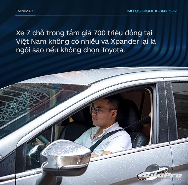 Người dùng đánh giá Mitsubishi Xpander: Ai nói chiếc xe đầu tiên cứ phải là Toyota và đây là lời đáp trả - Ảnh 2.