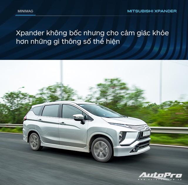 Người dùng đánh giá Mitsubishi Xpander: Ai nói chiếc xe đầu tiên cứ phải là Toyota và đây là lời đáp trả - Ảnh 7.