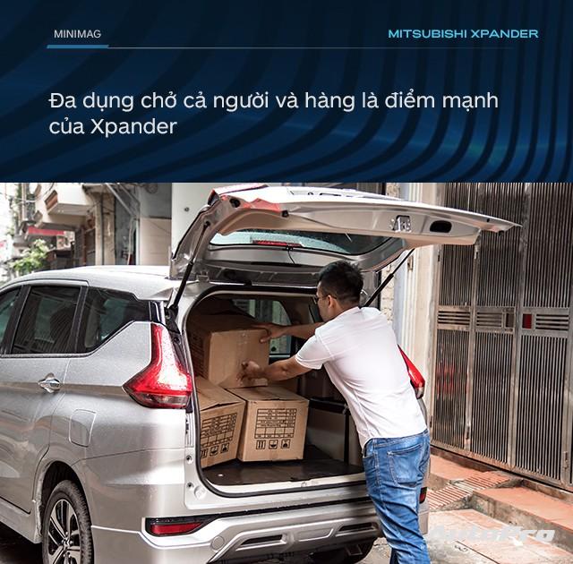 Người dùng đánh giá Mitsubishi Xpander: Ai nói chiếc xe đầu tiên cứ phải là Toyota và đây là lời đáp trả - Ảnh 5.