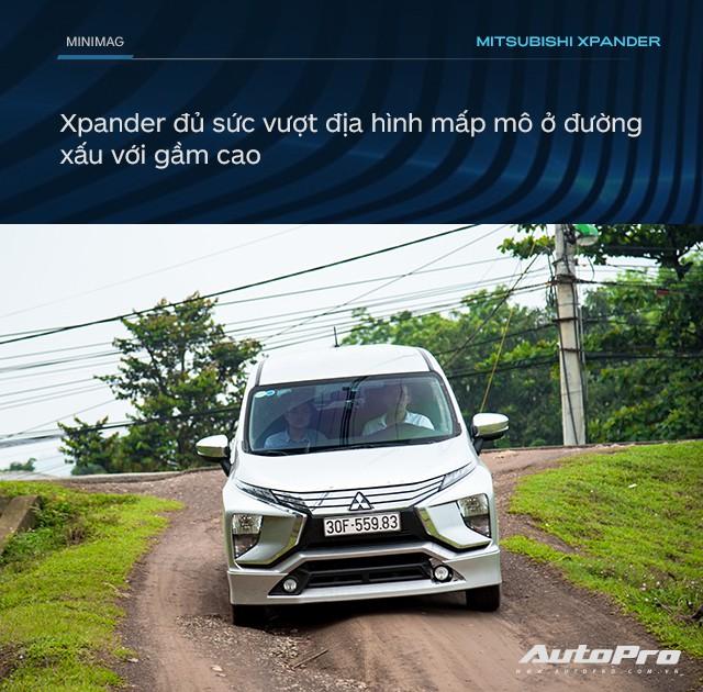 Người dùng đánh giá Mitsubishi Xpander: Ai nói chiếc xe đầu tiên cứ phải là Toyota và đây là lời đáp trả - Ảnh 8.
