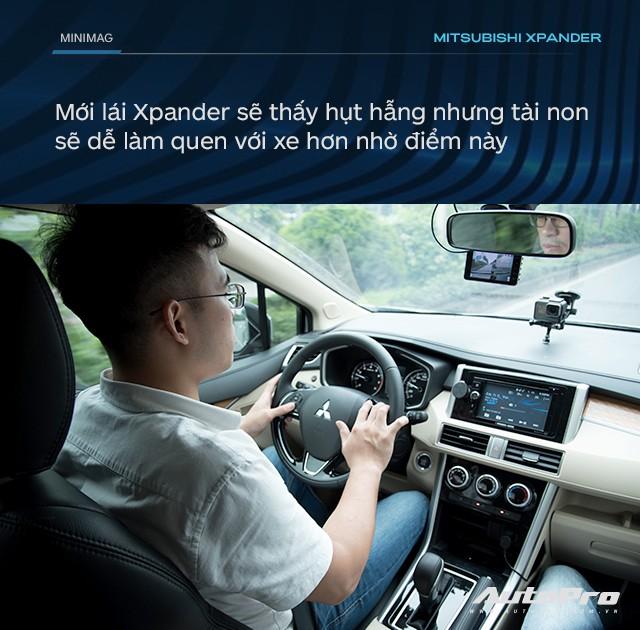 Người dùng đánh giá Mitsubishi Xpander: Ai nói chiếc xe đầu tiên cứ phải là Toyota và đây là lời đáp trả - Ảnh 10.
